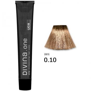 Краска для волос 0.10 Divina. one 60ml Микстон пепельный