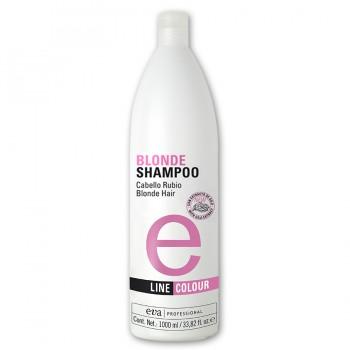Шампунь для светлых волос/Blonde Shampoo e-line 1000ml