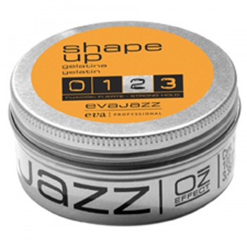 Желатин для волос с сильной фиксацией/Shape up evajazz 100ml
