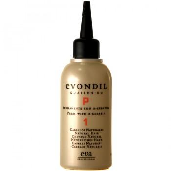 Завивка для нормальных волос / Evondil quaternium  «1» for natural hair 125ml