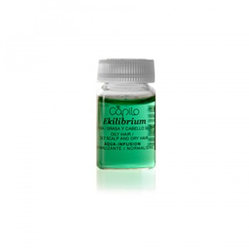 Регулирующий излишний жир лосьон (1шт*7ml)/Capilo aqua-infusion ekilibrium #36