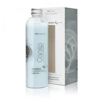 Энергетический лечебный шампунь прогрессивная потеря волос Capilo Energikum sh.#02  250ml