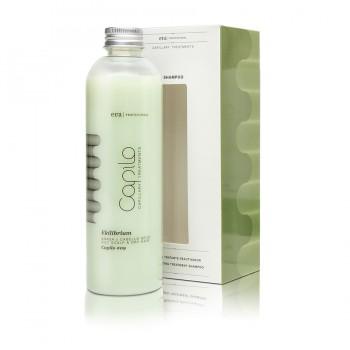 Лечебный шампунь жирная кожа/сухие волосы 250ml/Capilo  ekilibrium sh.#09