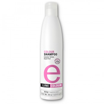 Шампунь для окрашенных волос/Colour Shampoo e-line 400ml