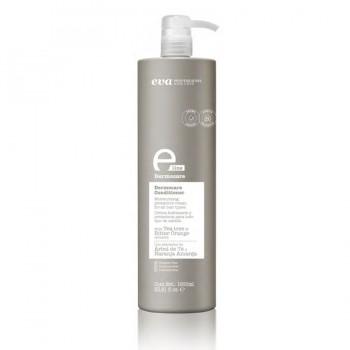 Увлажняющий, защитный крем-кондиционер  для всех типов волос  e-line 1000ml