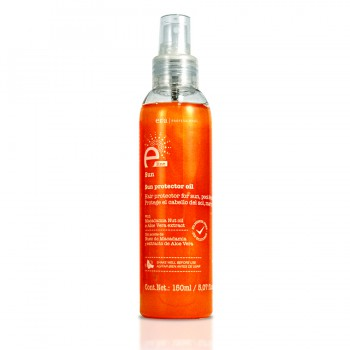 Защитное масло от солнца от UVA-B лучей Sun e-line 150ml