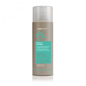 Шампунь для кудрявых волос Controol Shampoo e-line 60ml