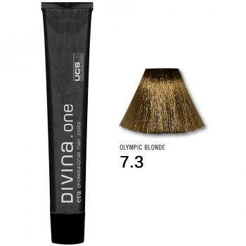 Краска для волос 7.3 Divina. one 60ml Русый золотистый