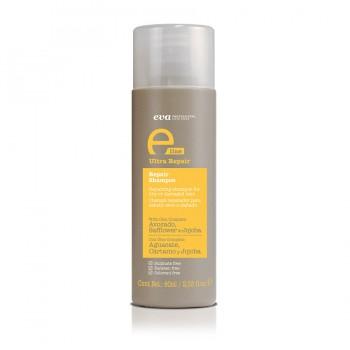 Шампунь восстанавливающий для сухих и поврежденных волос Repair Shampoo e-line 60ml