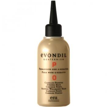 Завивка для жестких и толстых волос Evondil Quaternium «0» for strong hair 125ml