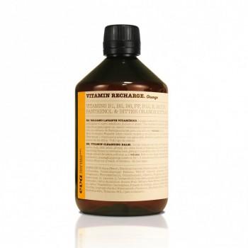 170207  Vitamin recharge Orange/ Витаминный шампунь 500мл