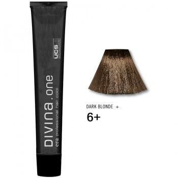 Краска для волос 6+ Divina. one 60ml
