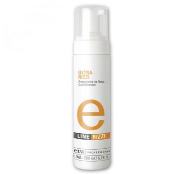 Мусс для вьющихся волос/Ultra-Rizzi e-line 200ml