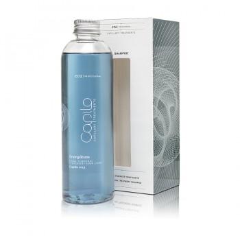 Тонизирующий лечебный шампунь временная потеря волос 250ml/Capilo energikum sh.#03