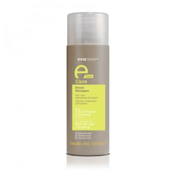 Шампунь освежающий для жирных волос Fresh Shampoo e-line 60ml