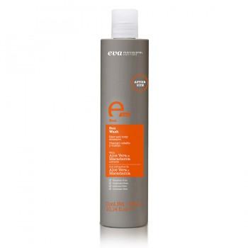 Шампунь защита от солнца  для волос и тела Sun Shampoo Hair and Body  e-line 300ml
