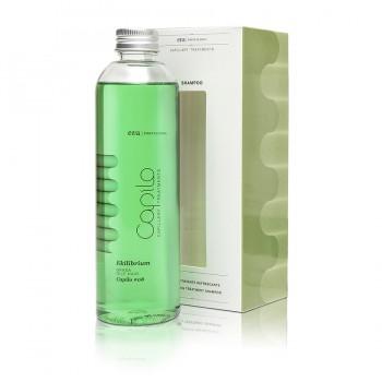 Освежающий лечебный шампунь жирная кожа головы 250ml/Capilo ekilibrium sh.#08