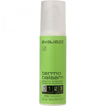 Термобальзам для защиты волос/Termo-balsam evajazz 150ml