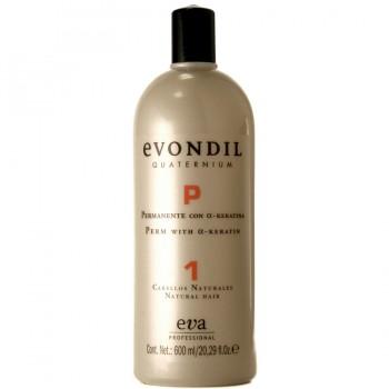 Завивка для нормальных волос  Evondil Quaternium  «1» for natural hair 600ml