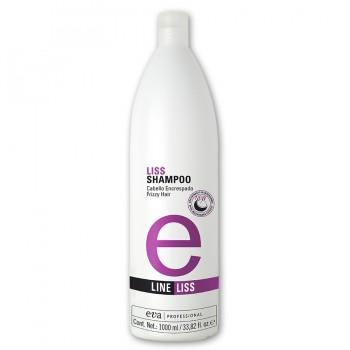 Шампунь для выпрямления волос/Liss Shampoo e-line 1000m