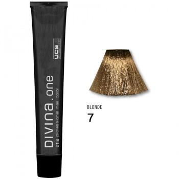 Краска для волос 7 Divina. one 60ml Русый натуральный