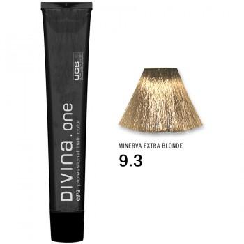 Краска для волос 9.3 Divina. one 60ml Темный блондин золотистый