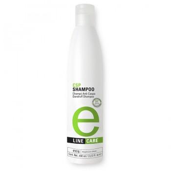 Шампунь для предотвращения и устранения перхоти/CSP Shampoo e-line 400ml