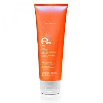 Шампунь защита от солнца Sun Shampoo e-line 250ml