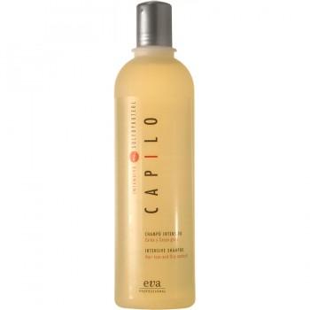 Лечебный шампунь - выпадение волос и жирная перхоть/Sulfoproteol intensive 400ml