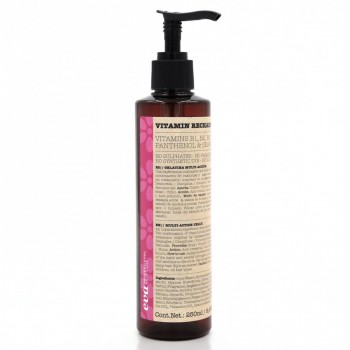 Крем-желе витаминный для волос/Vitamin-recharge oh la la 250ml