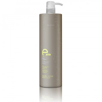 Шампунь освежающий для жирных волос/Fresh Shampoo e-line 1000ml