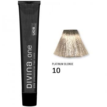 Краска для волос 10 Divina. one 60ml Блонд натуральный