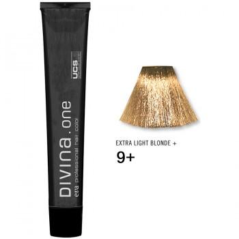 Краска для волос 9+ Divina. one 60ml