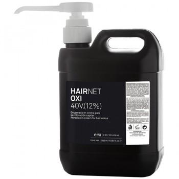 Крем- оксидант (с дозатором) / Hairnet oxi 40 vol 2000ml