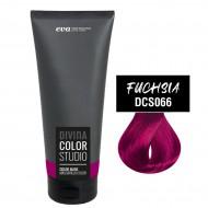 Тонирующая маска для волос Divina Color Studio fuchsia (фуксия)
