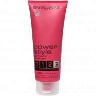 Гель для укладки волос с экстремальной фиксацией Evajazz Power Style 200ml