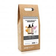Набор витамин шампунь апельсин 500ml и витаминный крем 250ml/Pack vitamin limited edition