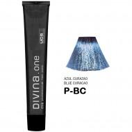 Краска для волос N.P-BC Divina. one 60ml Голубая пастель