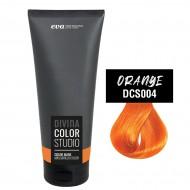 Тонирующая маска для волос Divina Color Studio orange (оранжевый)