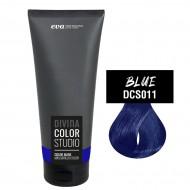 Тонирующая маска для волос Divina Color Studio blue (голубой)