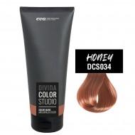 Тонирующая маска для волос Divina Color Studio honey (медовый)